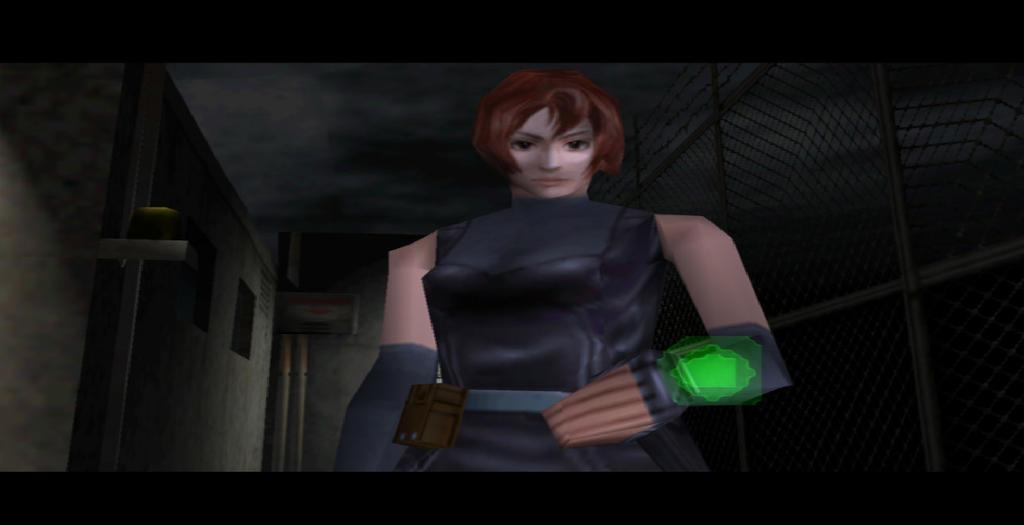 Dino Crisis PC (PSX) Regina3 by danytatu on DeviantArt