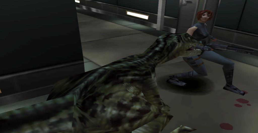 Dino Crisis PC (PSX) Velociraptor by danytatu on DeviantArt