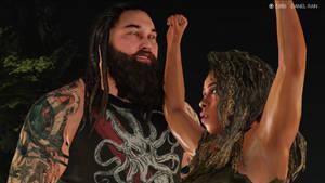 WWE 2K19 PC Bray Wyatt - Jojo 2