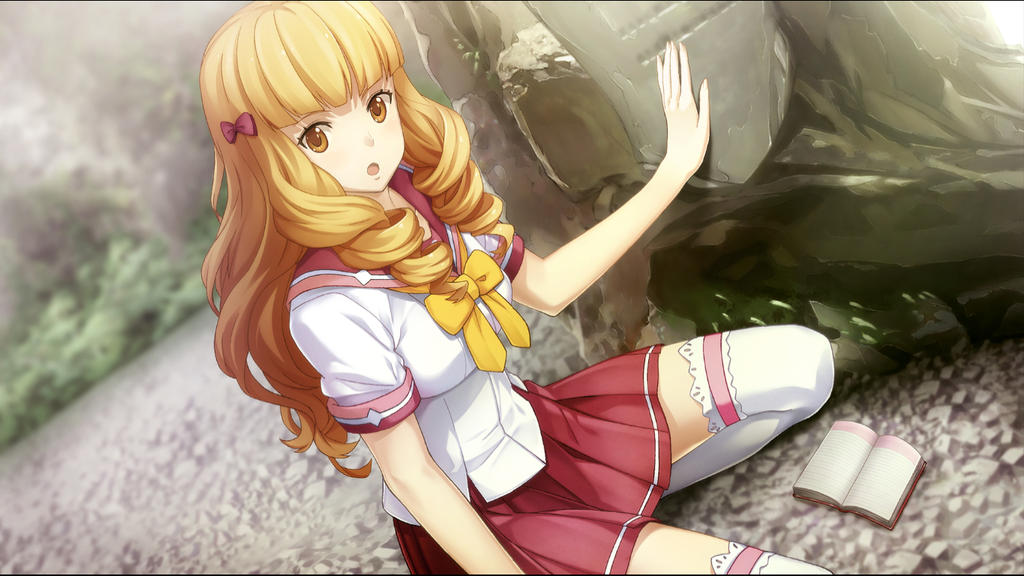 Image result for Mio shimazu visual novel