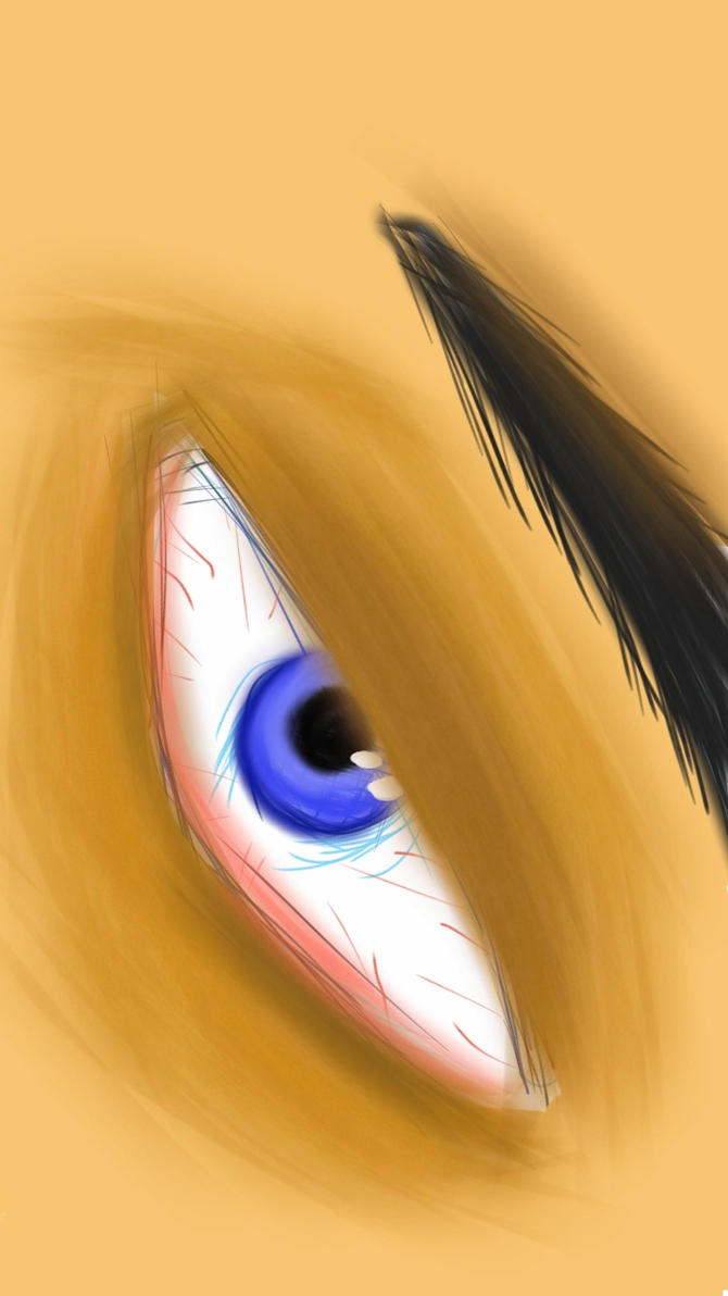 My first art on Autodesk Sketchbook Pro (Android)  by anuragbishwas