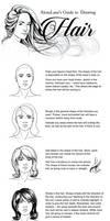 Tutorial: Drawing Hair