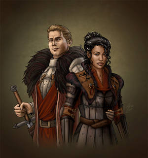 Cullen and Inquisitor