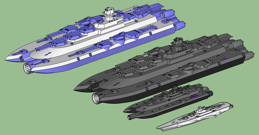 Reborn Fleet by NezumiYuki