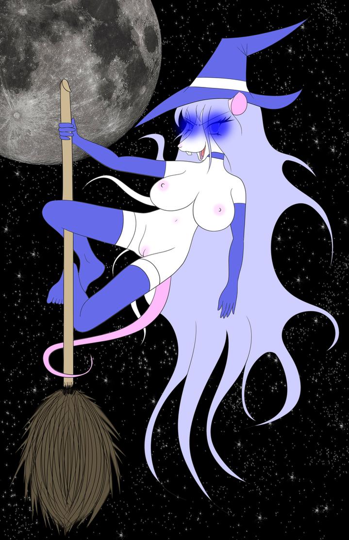 Witching Hour 2015 by NezumiYuki