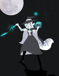 Magical Maeve by NezumiYuki