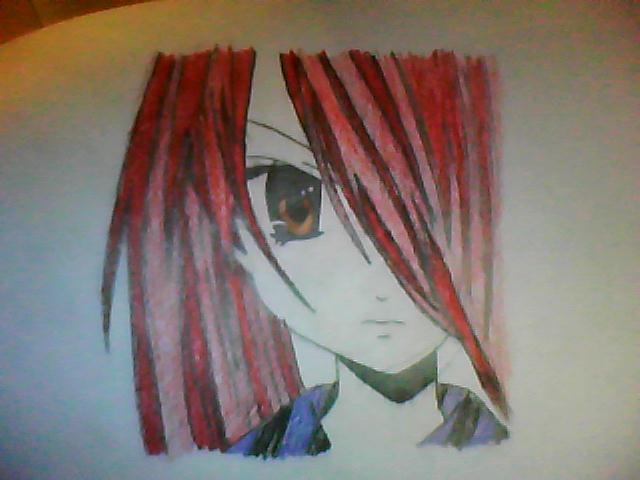 Red-Consept Art by Gardiniax