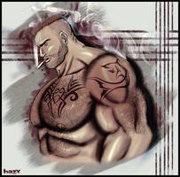 Testosterone by Hazy-b