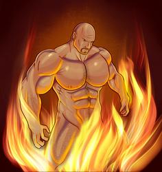 Fire by Hazy-b