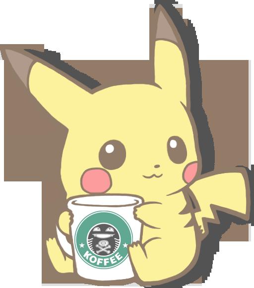 Good morning pikachu by neooki23 on deviantart - Pikachu kawaii ...