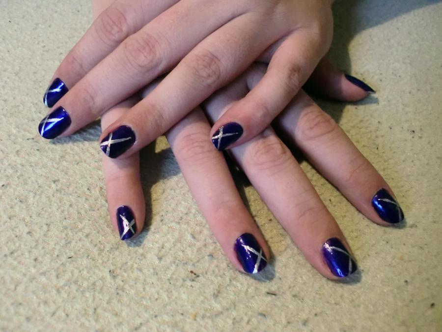 Nail Designs Purple Nail Art Designs