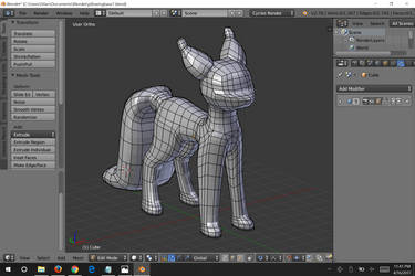 [wip] 3D Pillowing by MrPuppyChow