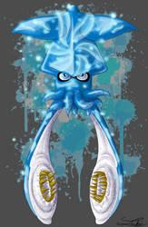 Minty Fresh Kraken (Gift Art)