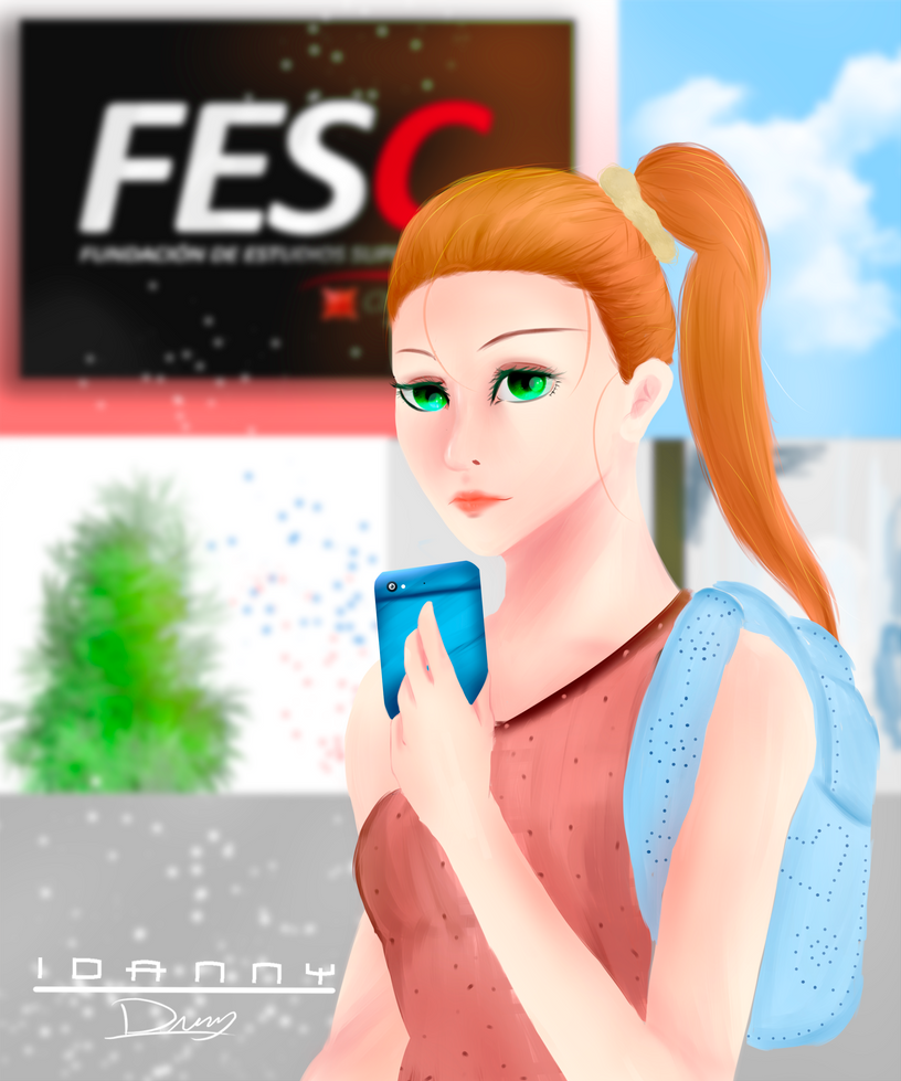 Challenge College by lDannyE