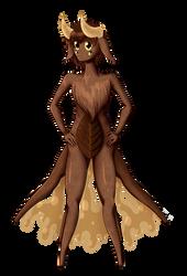 New Character: Elena by CutesieArt