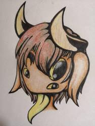 Elena doodle  by CutesieArt