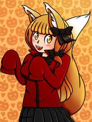 Halloween Mayu by CutesieArt