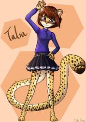Tala Full Body by CutesieArt