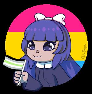 Happy Pride: Althea