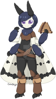 DnD Character Design: Rydia [GIFT]
