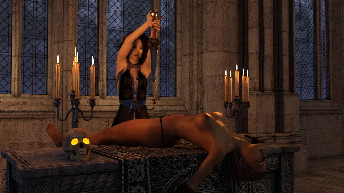 Ritual by dazfreak