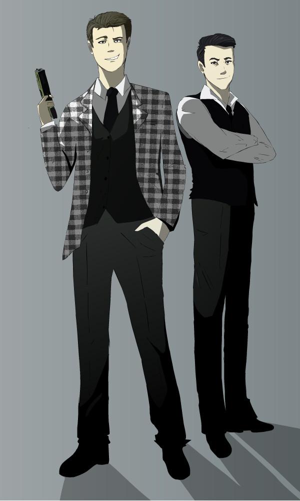 The Chairmen by gr33nductT4p3