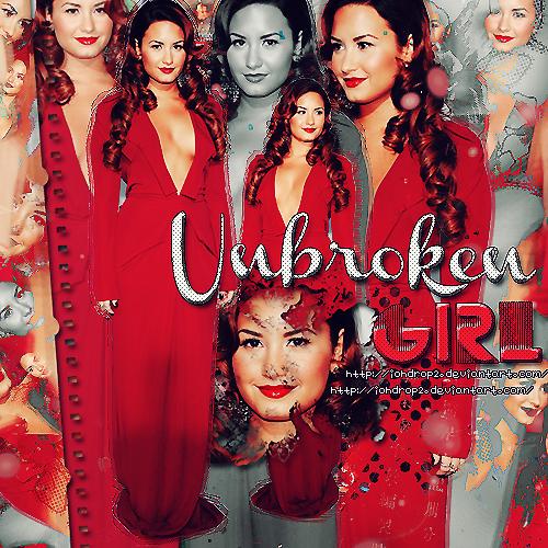 +Unbroken Girl by iohdrop2