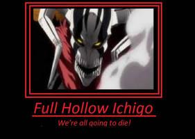 Hollow Ichigo Poster