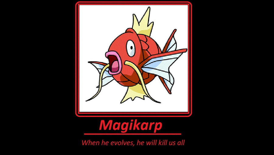 mobile magikarp game how to kill magikarp