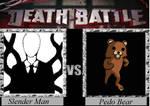 Pedo Bear vs Slender man