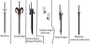 Random DMC Weapons