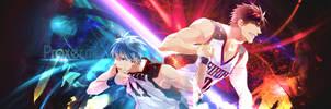 Kuroko no Basket Header