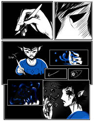Bottled Up : Dark Ink Chapter 1 - Dark on Me 1