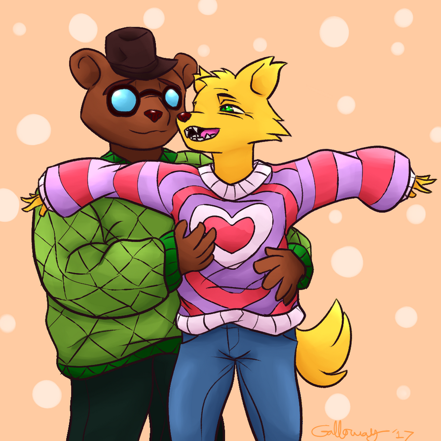 GreggAngus Sweaters by Fruitso