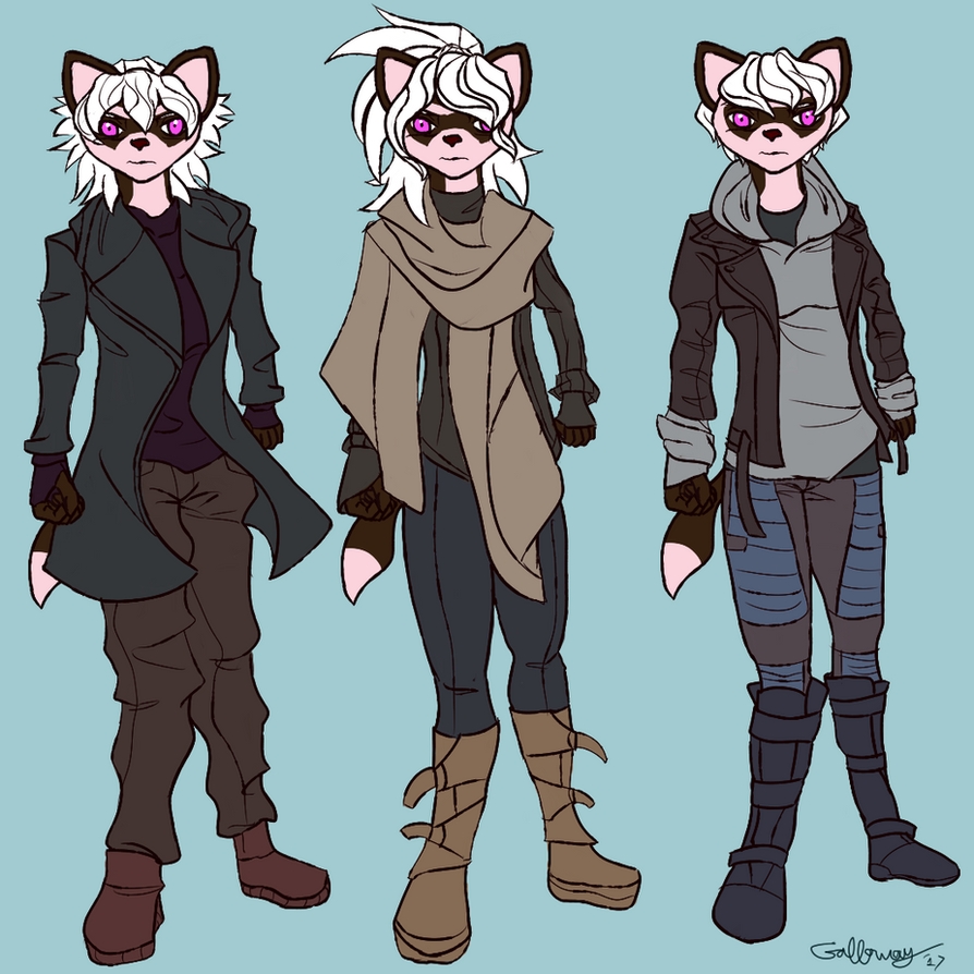 Rhona Costume Concepts by Fruitso