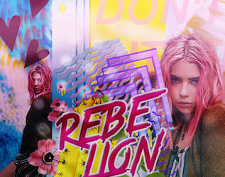 Rebelion by Ourpaperflowers