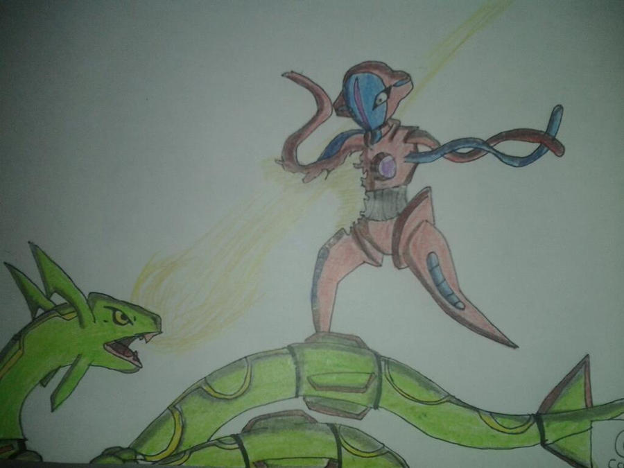 video deoxys: