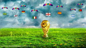 World Cup fifa, we are coming