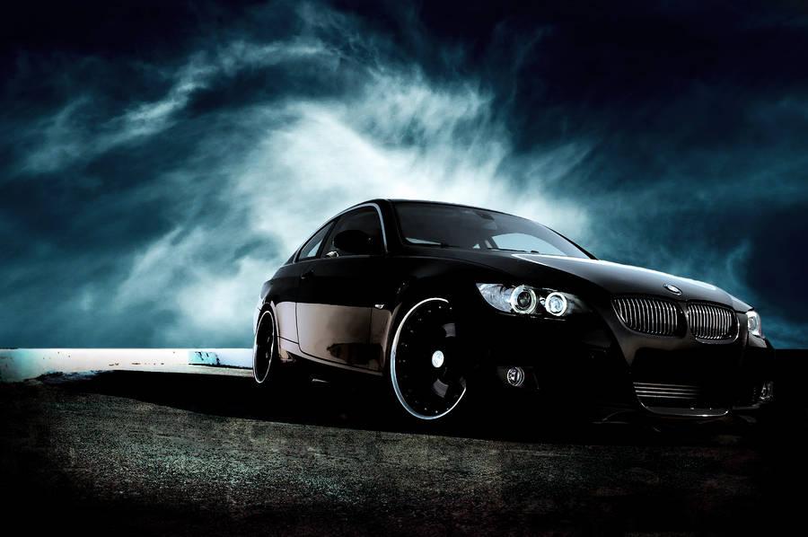 BMW 335i coupe by tazwaraz