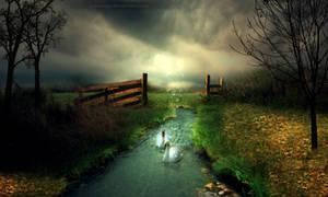 mystical swans