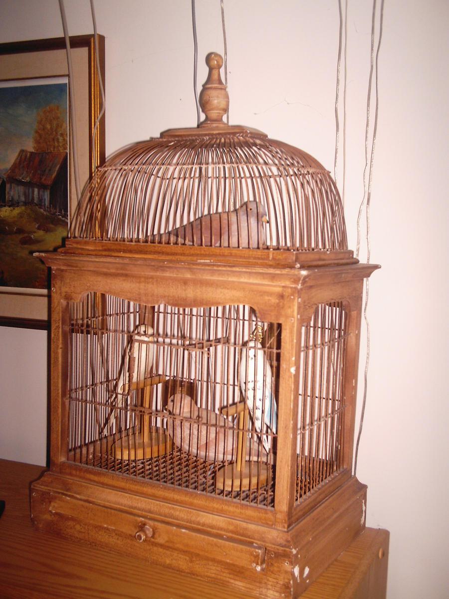 Classic bird house by specialoftheweek on deviantart for Classic bird houses