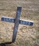 Antique Wooden Cross