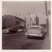 Down Town Oshawa  1960's by specialoftheweek