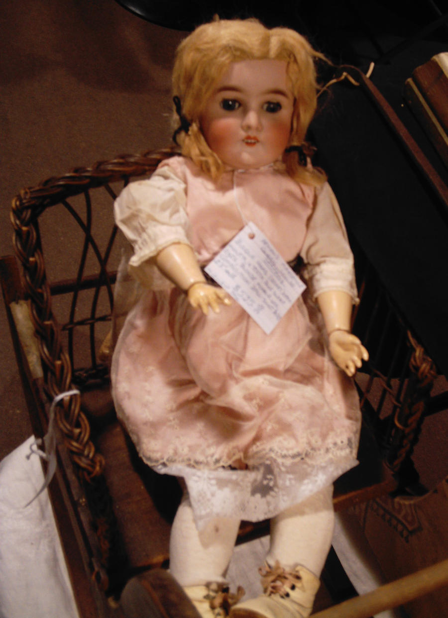 Toys Victorian Doll 5