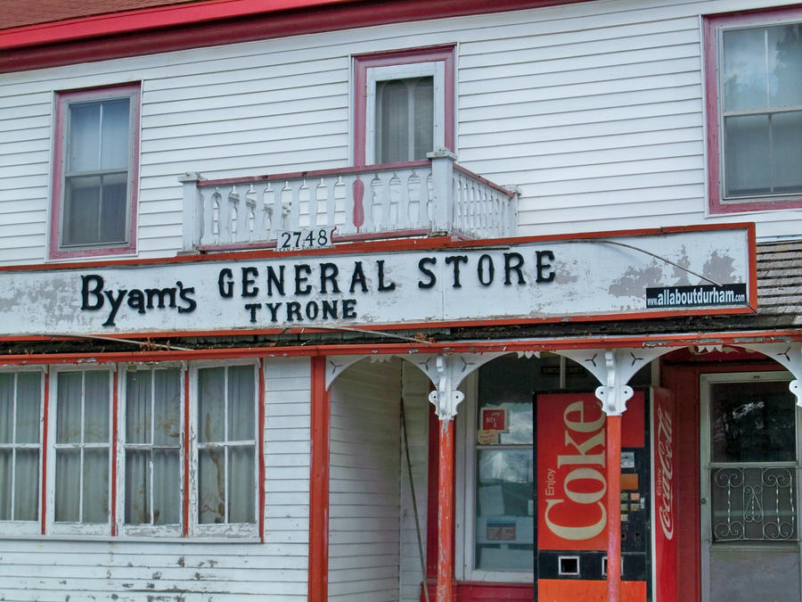 old general store front - photo #9