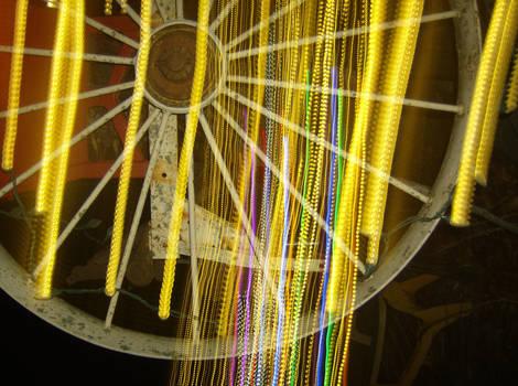 Wheel and Lights