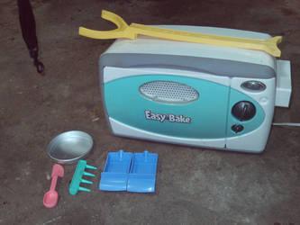 Retro Easy Bake Oven