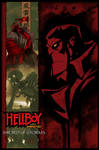 Hellboy Animated poster