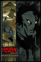 Abe Sapien poster by hyperjack08