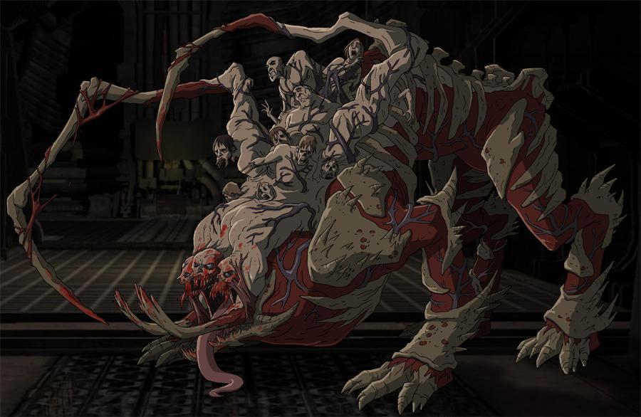Dead Space Graverobber By Hyperjack08 On Deviantart
